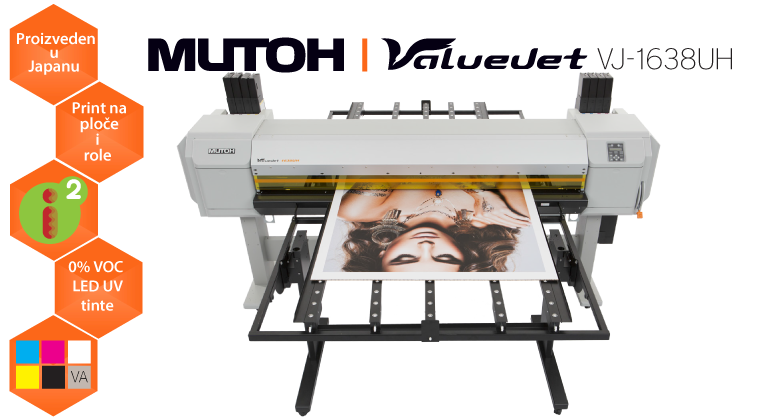 Mutoh ValueJet 1638UH