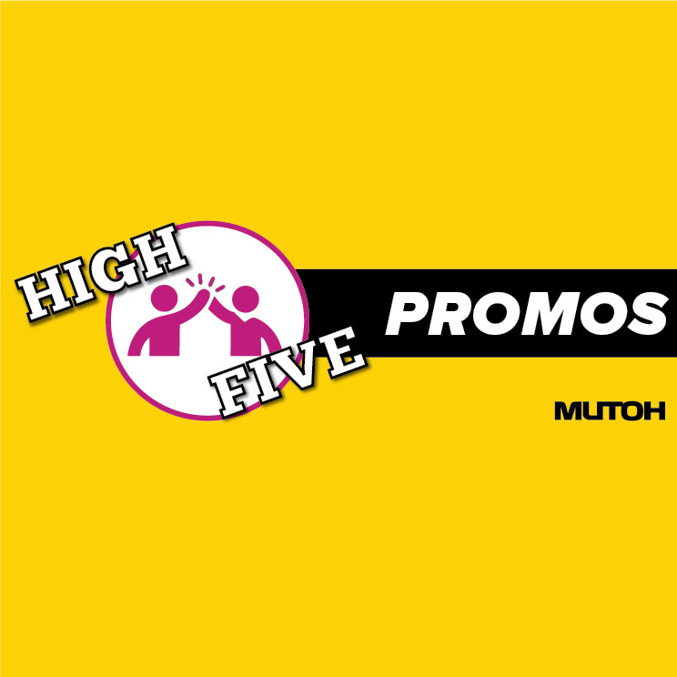 High Five Promos
